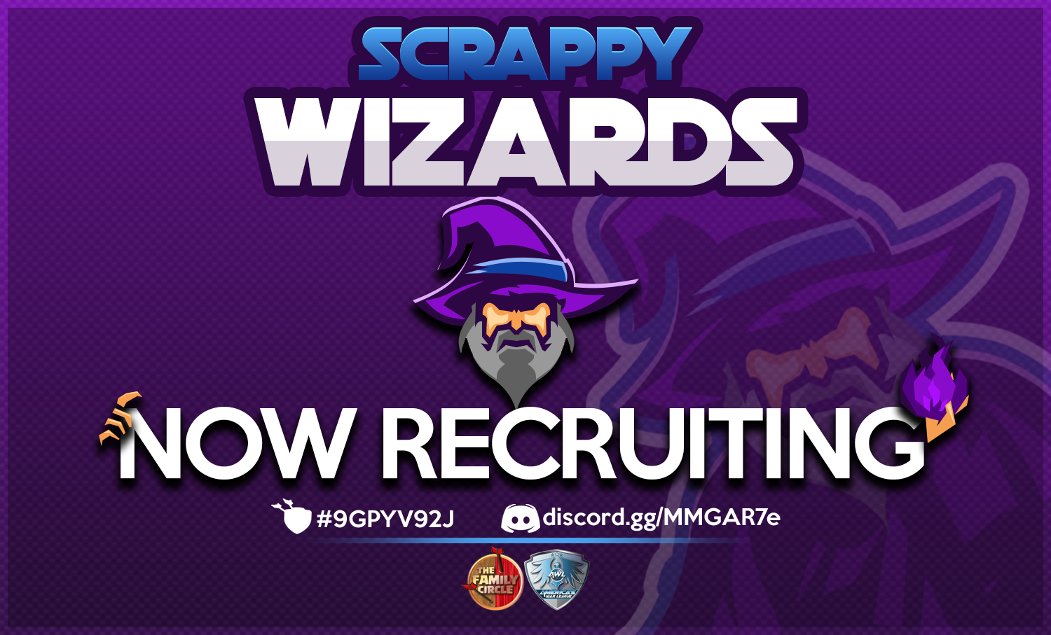 Scrappy Wizards