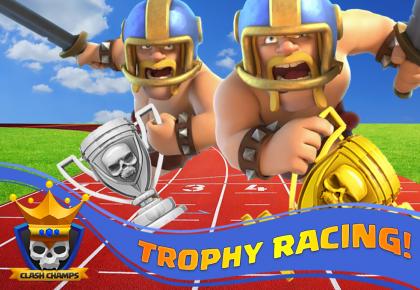 🏆Trophy Racing Baby!🏆