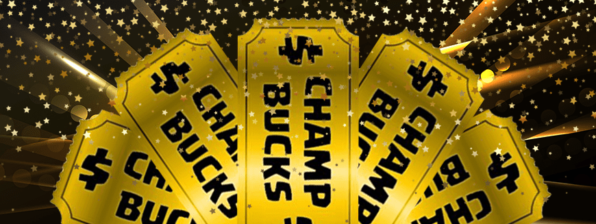 Champ Bucks Rewards | Clash Champs