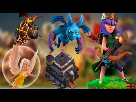 50 minions With a Queen Walk | Mind Blowing Attack
