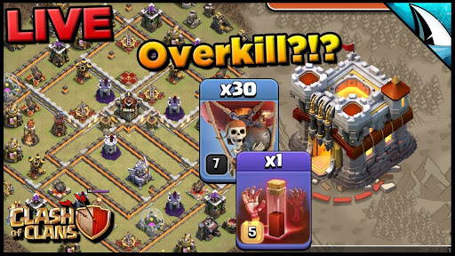 *Was this Too Strong?* Th 11 Live Attack Planning | @CarbonFinGaming