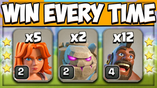 Best Town Hall 8 Attack Strategy 2019 Best Town Hall 8 Attack Strategy | TH 8 3 Star Attack Strategy
