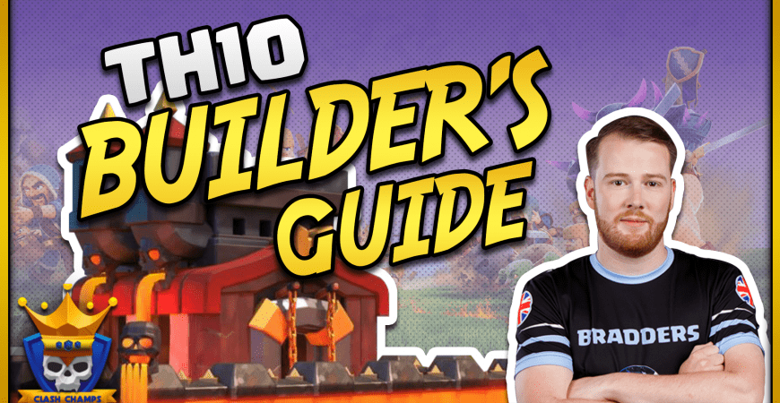 Bradders' guide to Town Hall 10 base building