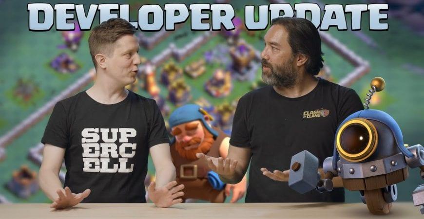 Clash of Clans - Builder Hall 9 Dev Update Video - June 2019