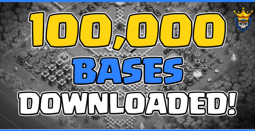 100K BASES DOWNLOADED!