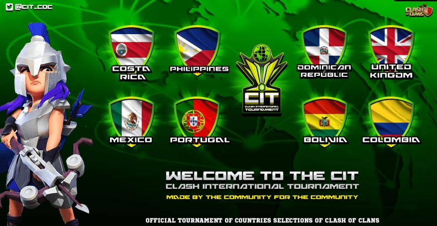 Clash International Tournament @cit_coc