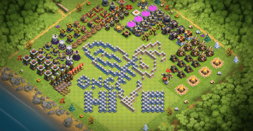 Th12 OneHive Progress Base! | Clash Champs