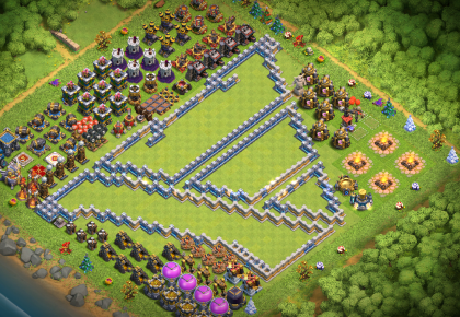 TH12 ECHO Progress Base!