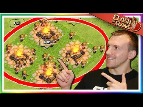 The MOST FUN ATTACKS in Clash of Clans!  @judosloth