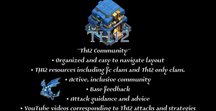 TH12 Community