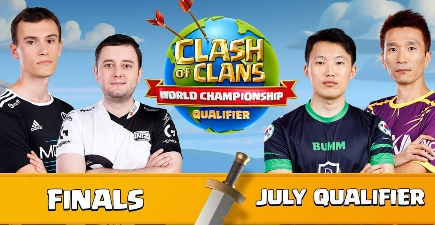 World Championship – July Qualifier – FINALS – Clash of Clans by Clash of Clans