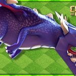 All Dragons Attack in Clash of Clans  @echothrume