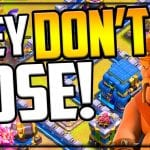 THEY DON'T LOSE! Clash of Clans INSANE Attacks from PRO Players! by Galadon Gaming