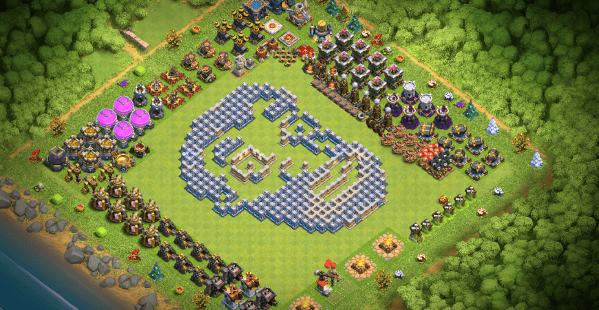 Base layout share Archives | Clash Champs