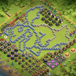 Th12 Baby Dragon Fun Base Just uploaded!!!
