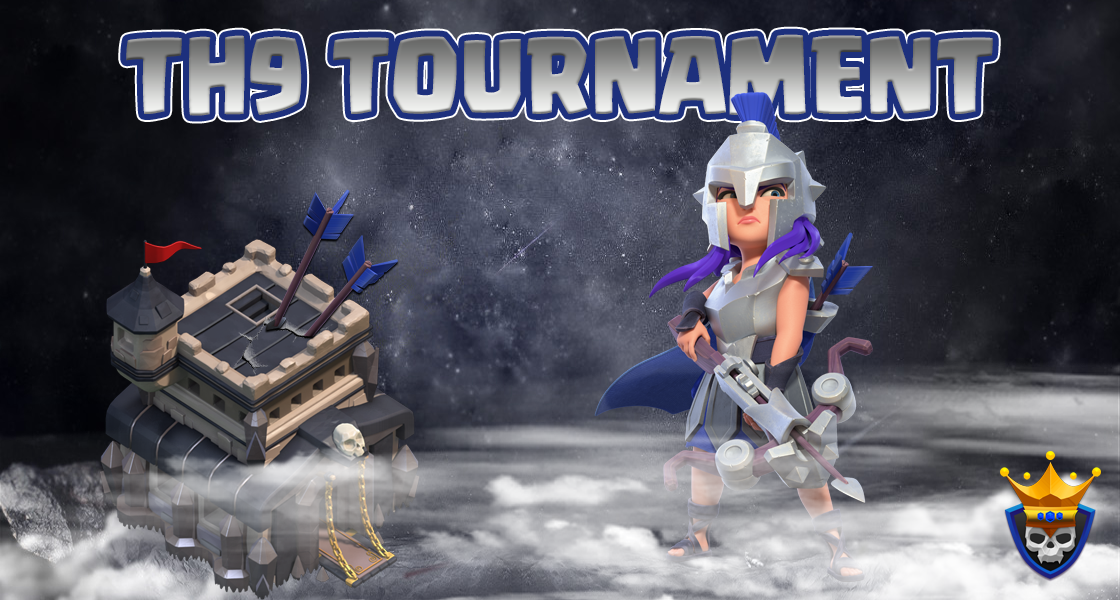 town hall 9 tournament clash of clans