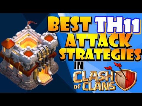 BEST TH11 ATTACK STRATEGIES To Get 3 Stars in Clash of Clans! by Clash with Eric – OneHive
