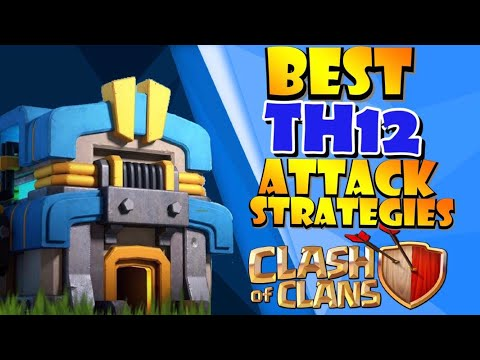 BEST TH12 ATTACK STRATEGIES in Clash of Clans From The ESL5v5 August Poland Qualifiers by Clash with Eric – OneHive