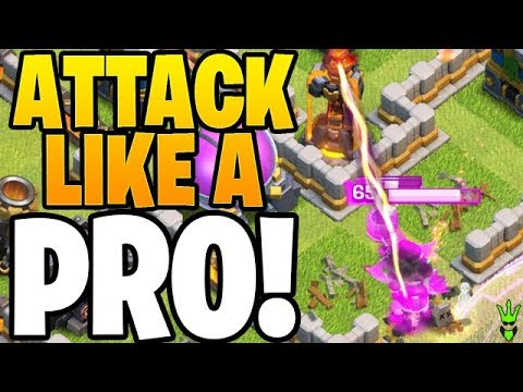 THIS QUEEN CHARGE MADE ME FEEL LIKE A PRO! – Clash of Clans by Clash Bashing!!