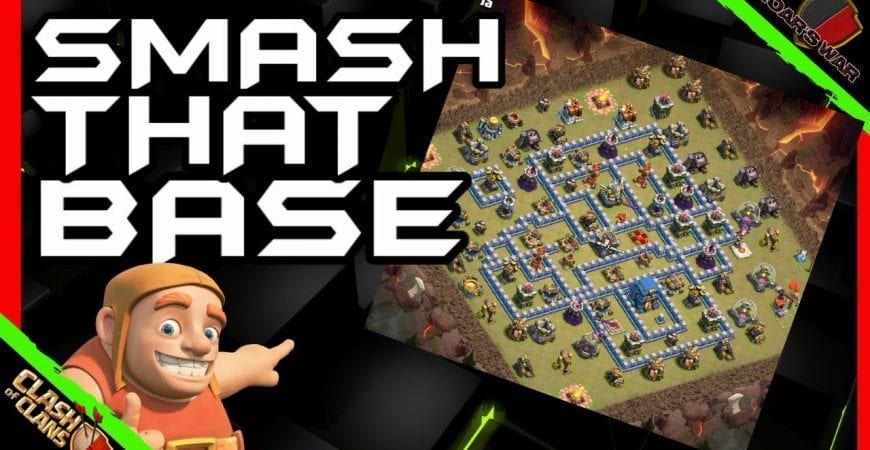 How To Triple That Popular Base at TH12 | Clash of Clans by Roar's War