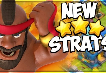 Hot New Way to 3 Star TH 12 with Hog Riders in Clash of Clans by Clash Attacks with Jo