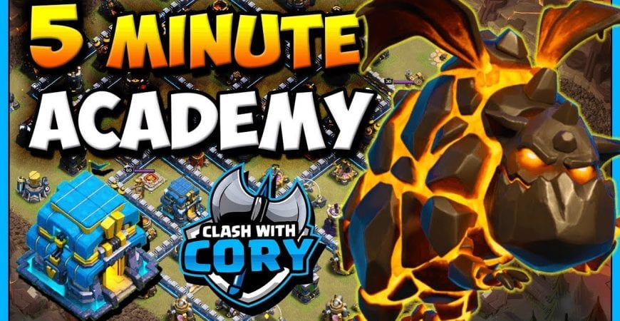 LEARN TH12 SUI LAVALOON IN 5 MINUTES! TOWN HALL 12 ATTACK STRATEGY! CLASH OF CLANS by Clash with Cory