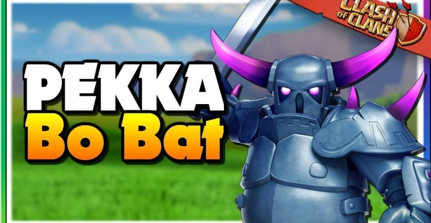 This Strategy RETURNS! The Pekka Bo Bat TH12 Attack Strategy | Clash of Clans by Judo Sloth Gaming