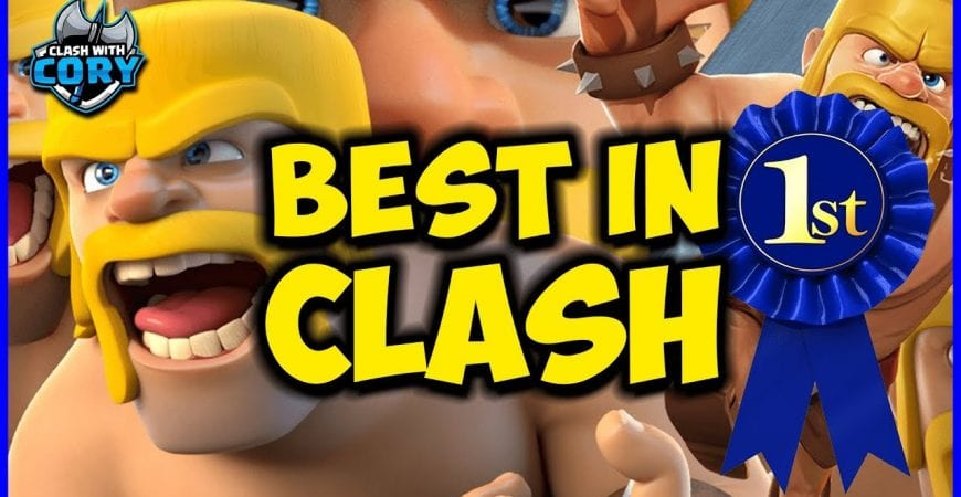 What Is The BEST STRATEGY for Clash of Clans by Clash with Cory