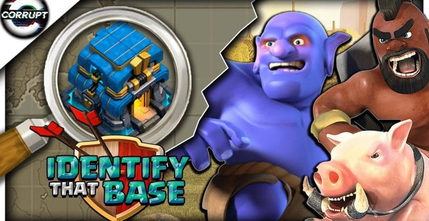 How to Use Kill Squad Hogs | TH12 Base Identification | Clash of Clans by CorruptYT
