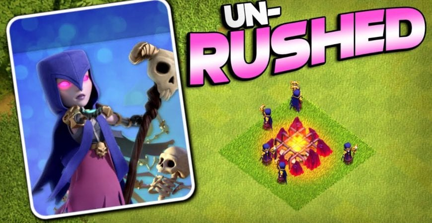 FINALLY UNRUSHING MY WITCHES! TH11 Let's Play | Clash of Clans by Klaus Gaming