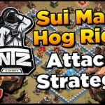 *Sui Mass Hog Rider Attack Strategy* What Can't INTZ Do In The CWL? | Clash of Clans by CarbonFin Gaming