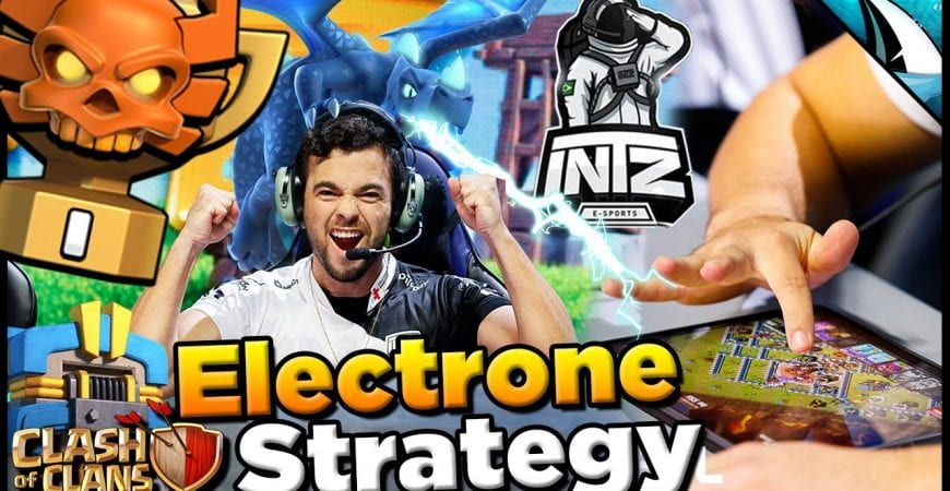*Electrone Attack Strategy* How INTZ Triples with Air in the CWL | Clash of Clans by CarbonFin Gaming