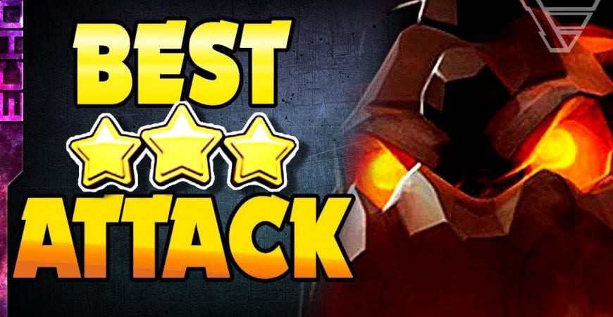 The Strongest Attack in Clash of Clans is NOT the Easiest to Perform by ECHO Gaming