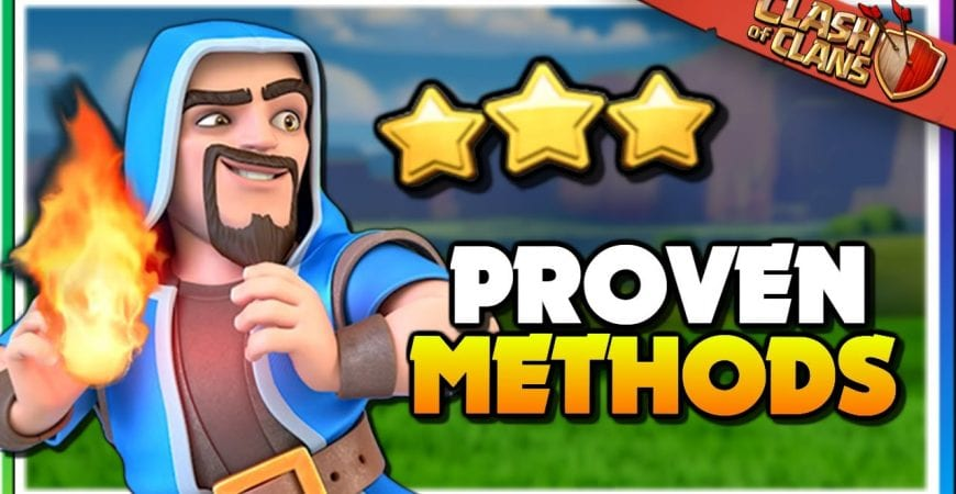 Strategies KNOWN to 3 Star in Competitive Play | Clash of Clans by Judo Sloth Gaming