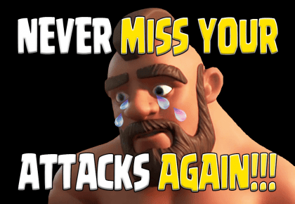Never miss your WAR ATTACKS AGAIN!! | Clash of Clans