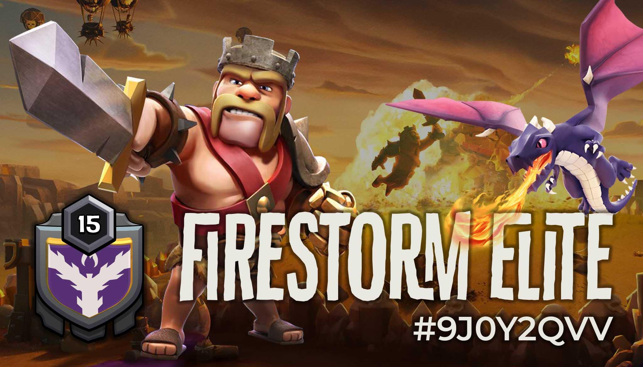 Firestorm Elite