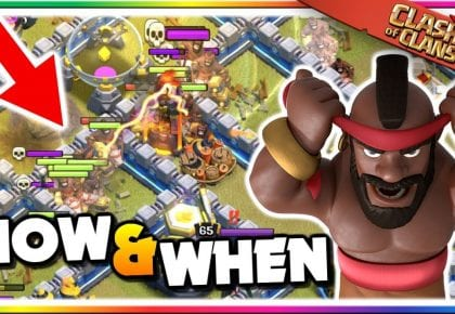 TH 7 Best Trophy Pushing Army   TH 7 F2P Let's Play Series