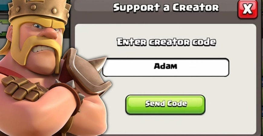 SUPERCELL GAME CHANGER | SUPPORT CREATOR & CREATOR CODE by Time 2 Clash