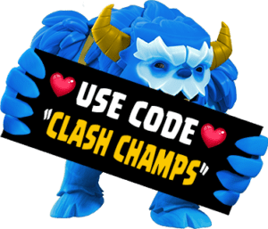 Use Code Clash Champs
