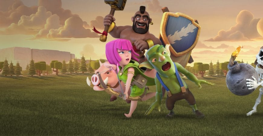 Recruitment Tool Improvements (December Update) by Clash of Clans