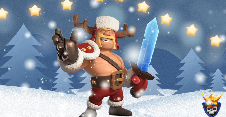 Jolly Barbarian King Skin is coming this December!
