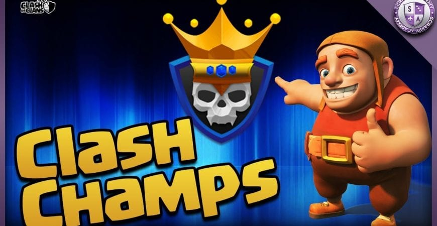 What is Clash Champs   Clash of Clans by Scrappy Academy