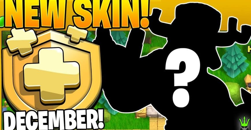 THE DECEMBER HERO SKIN REVEALED & BUYING THE BLACK FRIDAY DEALS! – Clash of Clans by Clash Bashing!!