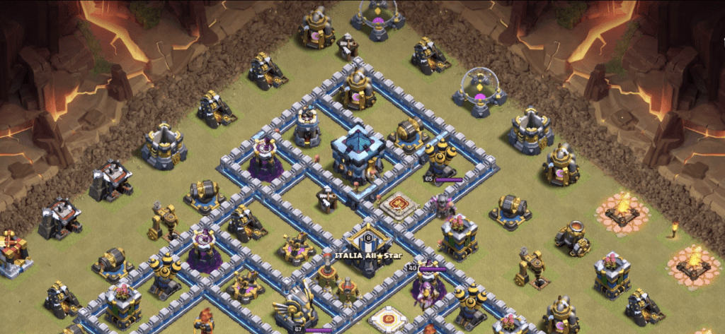 Let's 3-Star this Top War Base