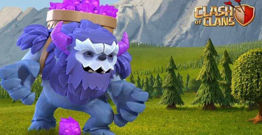 New Troop Yeti | TH13 New Update Clash of Clans – COC by Sumit 007
