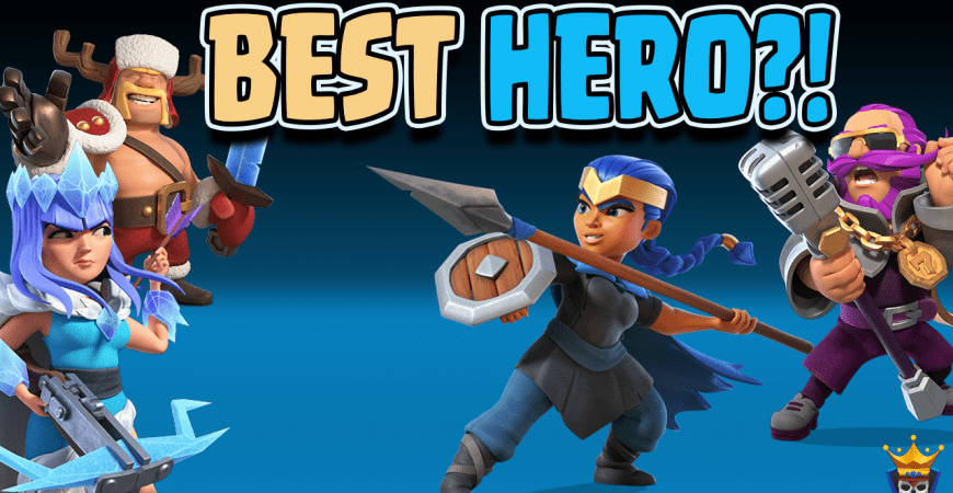 Clash of Clans Update: New Hero – The Royal Champion!!