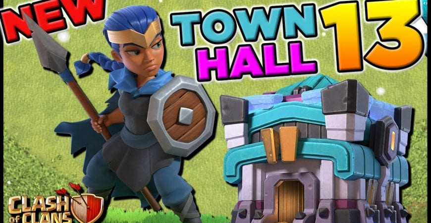 NEW Hero Sneak Peek! Town Hall 13 Royal Champion! | Clash of Clans by CarbonFin Gaming