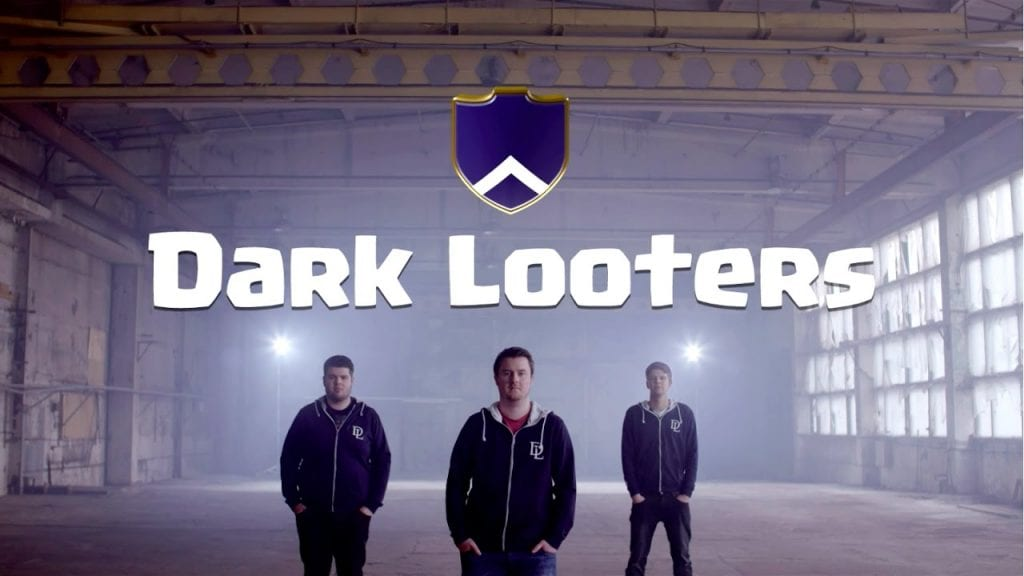 Dark Looters at the first Champions War League Final