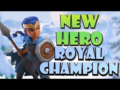 TH13 NEW HERO! Come See the ROYAL CHAMPION in ACTION! by Clash with Eric – OneHive
