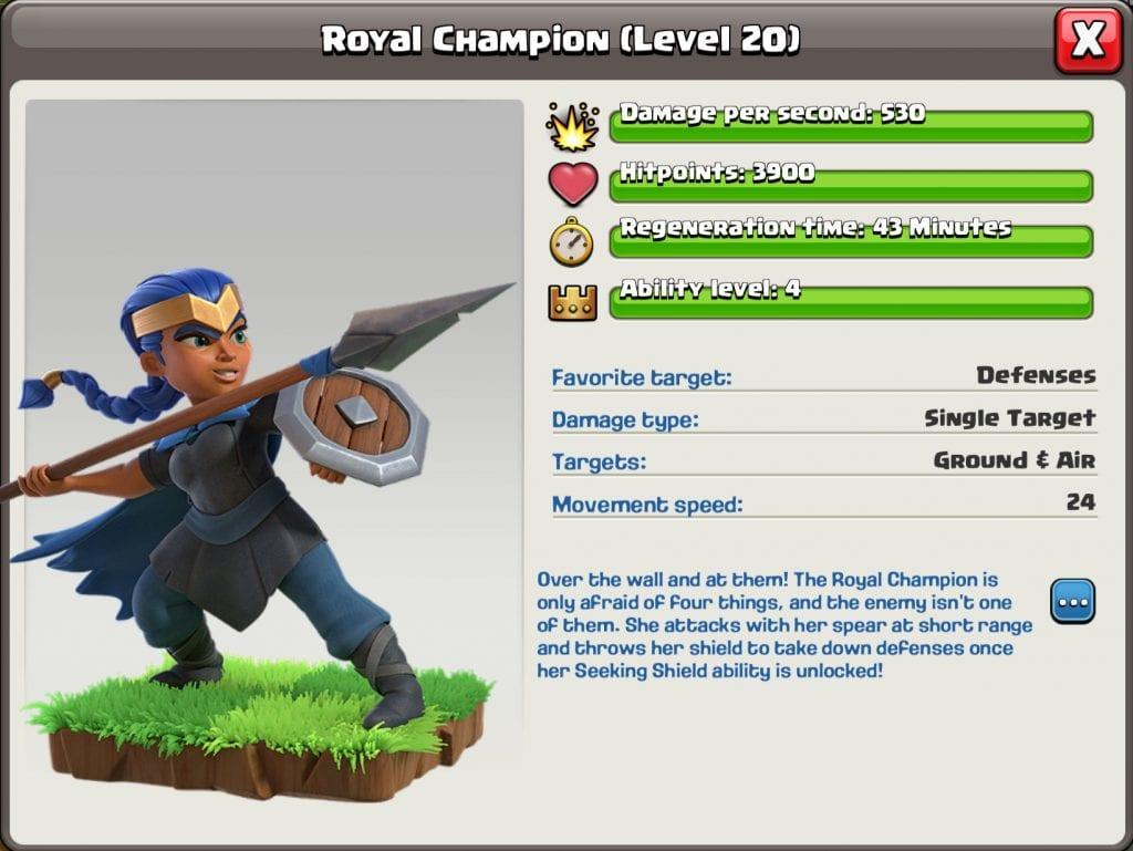 Royal Champion